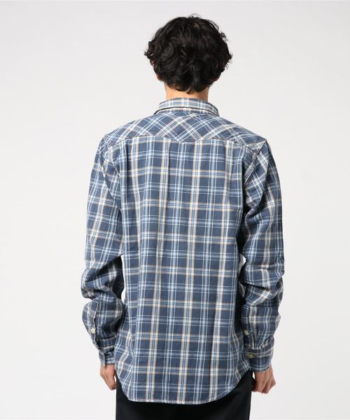 CHECK REGULAR SHIRT / チェックレギュラーシャツ