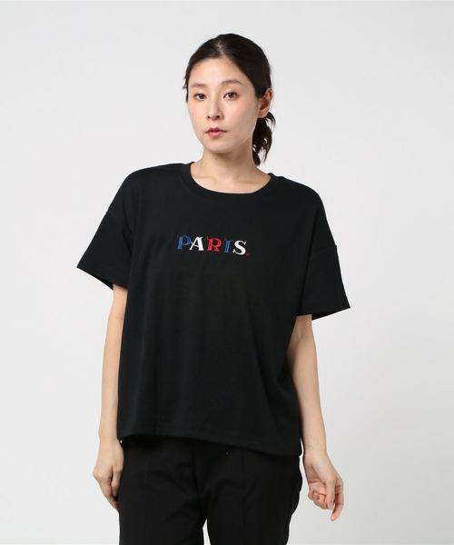ドロップTシャツ