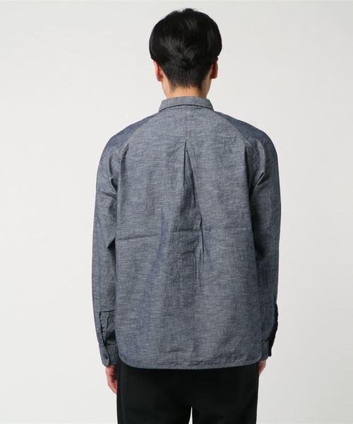 ダンガリーシャツ/コットン