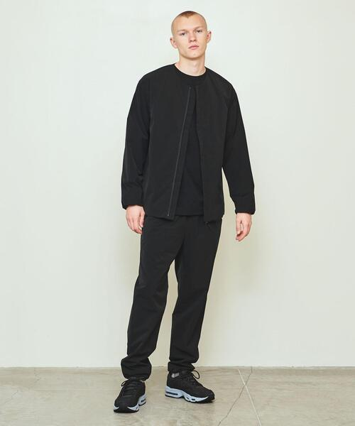 UNITED ARROWS & SONS by DAISUKE OBANA PADDING EASY PANTS