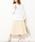 natural couture(ナチュラルクチュール)の「ジョーゼットプリーツスカート(スカート)」 詳細画像