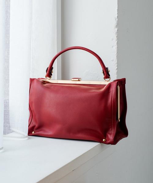 人気が高い 【PotioR】定番がま口バッグ(ショルダーバッグ)|PotioR(ポティオール)のファッション通販, デジコレクション:a1acdbaf --- 5613dcaibao.eu.org