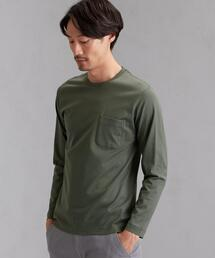 CM オーガニック クリア クルー 長袖 Tシャツ