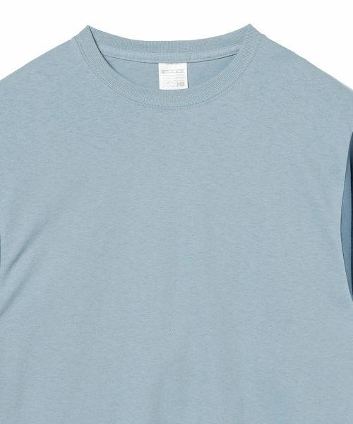 International Gallery BEAMS(インターナショナルギャラリービームス)の「PRE_ / MKS ロングスリーブTシャツ(Tシャツ/カットソー)」|詳細画像