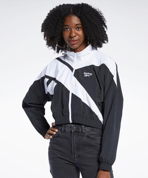 クラシックス ベクター クロップト トラック ジャケット / Classics Vector Cropped Track Jacket