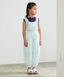 b3aee2b546b99 キッズのオールインワン・サロペット(ガールズ)ファッション通販 ...