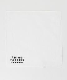 <tHING FABRICS(シングファブリックス)> HAND TOWEL/タオル