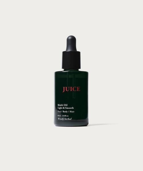 <JUICE(ジュース)>マルチオイル Light&Smooth 60ml