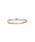VENDOME AOYAMA(ヴァンドーム青山)の「Lady'sウェーブK10PGリング/ペアリング/VENDOME AOYAMA(ヴァンドーム青山)(リング)」|ピンクゴールド
