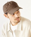 newhattan | 【newhattan】 ニューハッタン キャップ STONE WASHED CAP(キャップ)