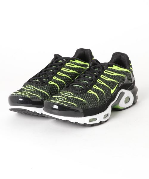 訳あり NIKE AIR MAX PLUS (BLACK AIR/VOLT-DARK GREY-WHITE) (BLACK/VOLT-DARK WORLD【SP】(スニーカー)|NIKE(ナイキ)のファッション通販, PLEASURE TREE:495c45eb --- wm2018-infos.de