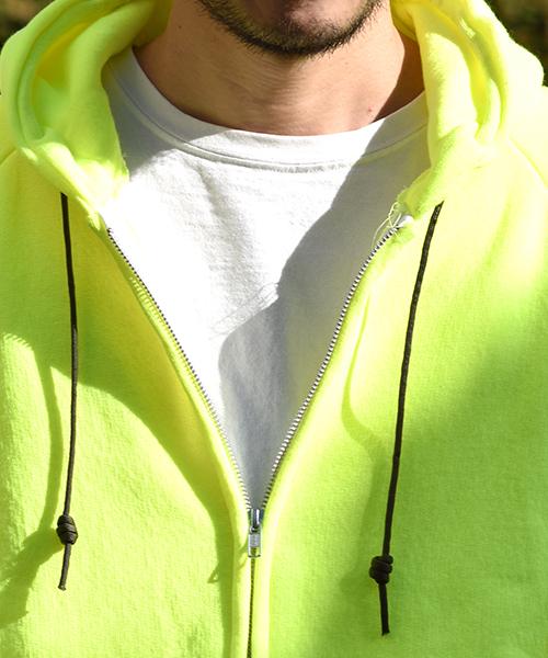別注【CAMBER × ROTHCO / キャンバー × ロスコ】CHILL BUSTER CUSTOM ZIP SWEAT PARKA
