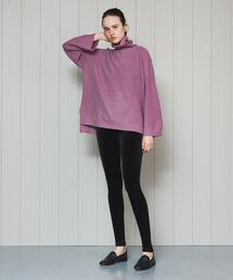 <DEMYLEE>CASHMERE TURTLE NECK KNIT/ニット