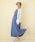 SweetMommy(授乳服&マタニティ)(スウィートマミー)の「カシュクール袖なしロングワンピース(マタニティウェア)」|詳細画像
