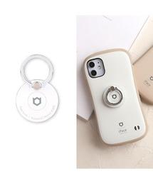 iFace(アイフェイス)のiFace スマホリング  Finger Ring Holder 360度回転 インナーサークル(モバイルアクセサリー)