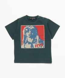 HYS pt Tシャツ【XS/S/M】グリーン