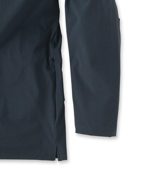UNBUILT TAKEO KIKUCHI(アンビルト タケオキクチ)の「ドライシェルライトプルオーバー(Tシャツ/カットソー)」 詳細画像