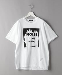 <TANGTANG(タンタン)> UNDERCOVER NOISE/Tシャツ □□