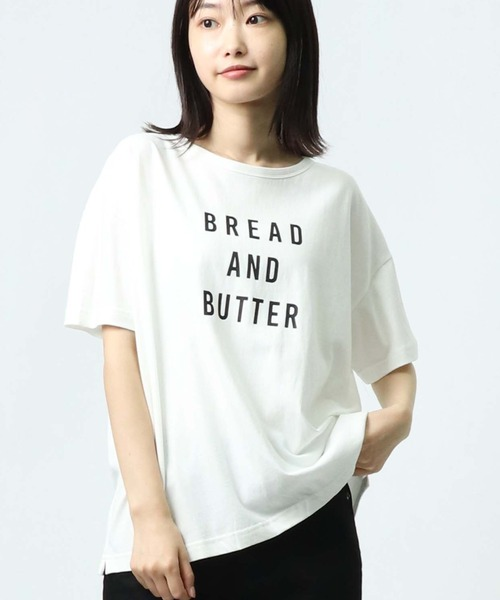 【 HEAVENLY / ヘヴンリー 】プリントTシャツ PRINT T-SHIRT BREAD AND BUTTER 2136184