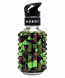 ALL ABOUT ACTIVITY(オールアバウトアクティビティ)の「[MOBOT/モボット] フォームローラー エクササイズボトル 530ml(スポーツグッズ)」