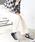 coen(コーエン)の「【新色追加】コーデュロイワイドパンツ(パンツ)」|ホワイト