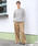 coen(コーエン)の「【新色追加】コーデュロイワイドパンツ(パンツ)」|詳細画像