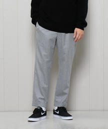 <H>LIGHT FLANO SLIM TROUSERS/パンツ