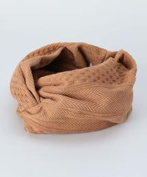 <La maison de Lyllis>MINI CABLE TURBAN/ターバン