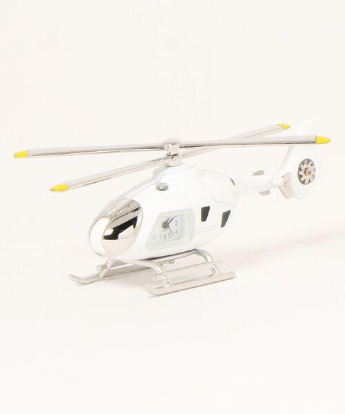 ミニチュアクロック(ヘリコプター)