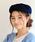14+(イチヨンプラス)の「【日本製】14+ユニセックスオリジナルバスクベレー帽(ハンチング/ベレー帽)」 ネイビー