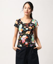 HYS 68総柄 チビTシャツ
