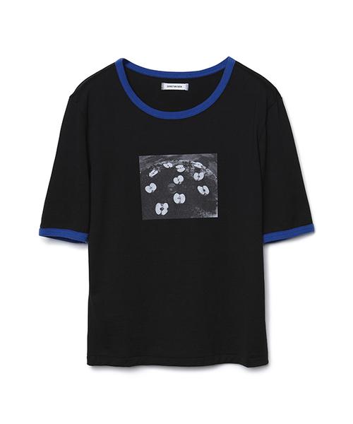 【60%OFF】 【セール】ARAKI Print Bicolor T-shirt(Tシャツ Bicolor DADA/カットソー) Print|CHRISTIAN DADA(クリスチャンダダ)のファッション通販, オーダースーツ注文紳士服アベ:469e6199 --- rise-of-the-knights.de