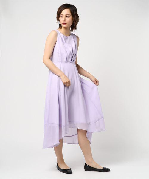 卸売 ウエストタック切替美ラインフィッシュテール シフォンロングワンピースドレス Doll/ ストール付き(ドレス) Luxe Dorry Dorry Doll(ドリードール)のファッション通販, 医道の日本社:62620ea5 --- steuergraefe.de