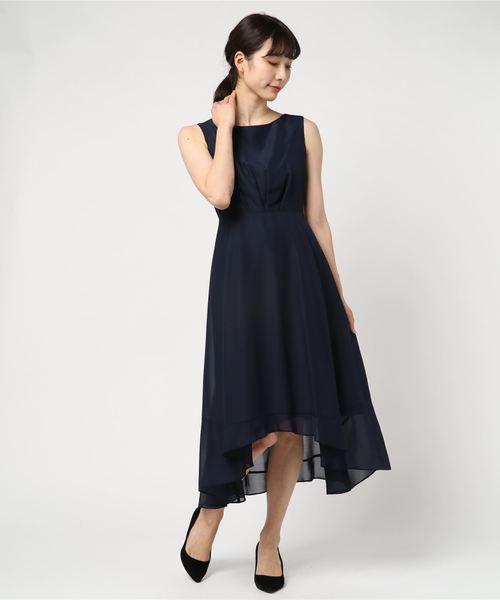 買い誠実 ウエストタック切替美ラインフィッシュテール Dorry Luxe Doll/ シフォンロングワンピースドレス ストール付き(ドレス)|Dorry Doll(ドリードール)のファッション通販, 更別村:5b9eac2c --- steuergraefe.de