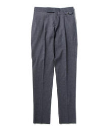 CARUSO(カルーゾ)DENIM LINEN TROUSERS