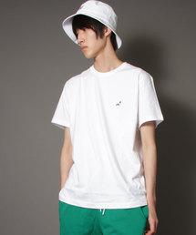 【STAPLE】フロントワンポイント半袖Tシャツ(Tシャツ/カットソー)