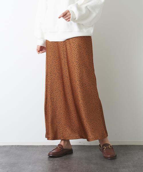 新しいブランド Rouge vifダルメシアン柄マーメイドロングスカート(スカート)|Rouge vif(ルージュヴィフ)のファッション通販, まるめ屋本舗:4c110f93 --- fahrservice-fischer.de