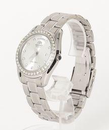ORIENT オリエント / ラインストーン 自動巻きモデル メタルベルト(腕時計)