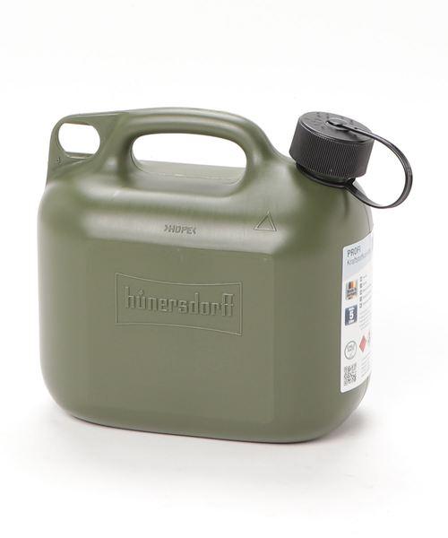 【hunersdorff/ヒューナースドルフ】Fuel Can PROFI 5L CUR