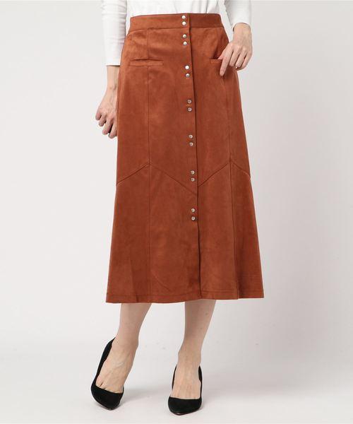数量は多 【セール】パッチフェイクスウェードスカート(スカート)|me&me couture(ミーアンドミークチュール)のファッション通販, 照明 Lighting Market:e14e6a84 --- kredo24.ru