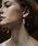 THEATRE PRODUCTS(シアタープロダクツ)の「メタルフレンチネイル ピアス(ピアス(両耳用))」|アイボリー