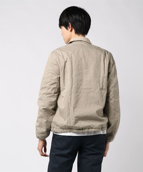 SKU BERBER LINED WARM UP JACKET #