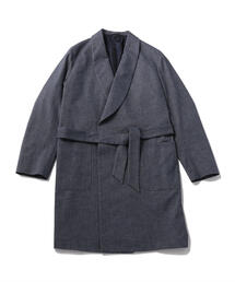 CARUSO(カルーゾ)DENIM LINEN COAT