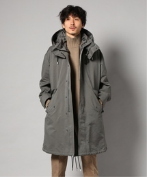 THE RERACS(ザ・リラクス)のTHE RERACS / ザ リラクス LONG MODS COAT WITH LINER(モッズコート)