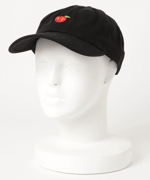 【 GOOD WALKIN / グッドウォーキン】上田歩武  Hand embroidery cap 手刺繍 キャップ