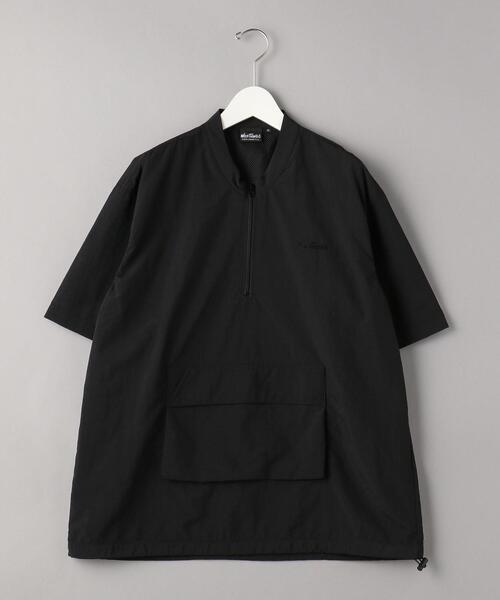 【別注】 <WILD THINGS(ワイルドシングス)> PO CAMP SHIRTS/シャツ