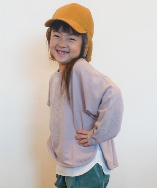 【coen キッズ/ジュニア】ミニ裏毛スウェット×フライスタンクトップ2セット(2WAY)