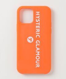 SYMBOL LOGO iPhoneカバーオレンジ