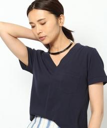 BARNYARDSTORM(バンヤードストーム)のBARNYARDSTORM / シンプルポケットTシャツ(Tシャツ/カットソー)