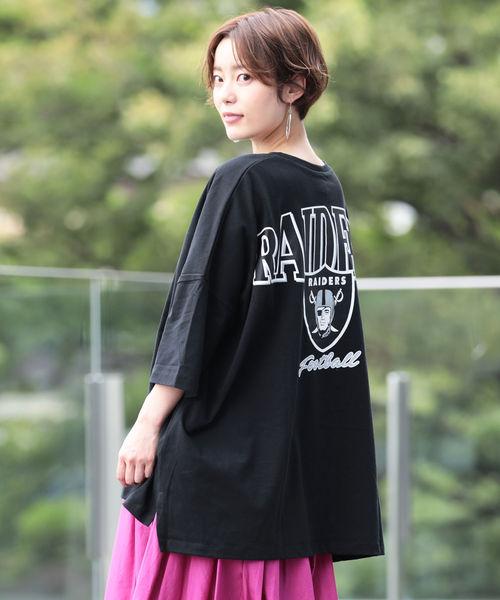 GOOD SPEED / RAIDERS BIG Tシャツ
